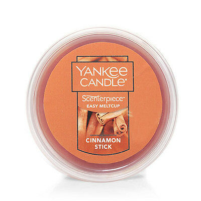 (12) Yankee Candle Scenterpiece Easy MeltCups CINNAMON STICK