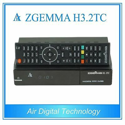 Zgemma H3.2TC FTA HD Tripl tuner, watch one record two at a same time.