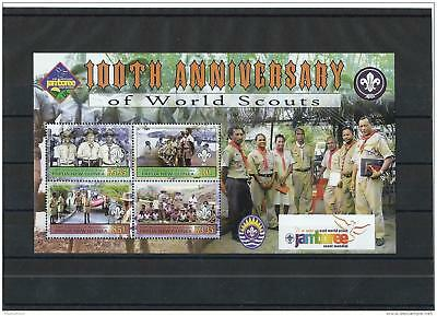 Lot : G072017/359 - Papouasie Et Nvlle Guinee 2007 - Yt Bf N° 34 Neuf Sans Charn