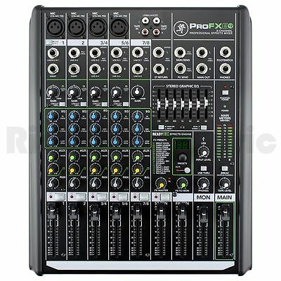 Mackie ProFX8v2 - 8 Channel Professional Effects Mixer with USB