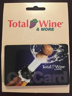$50 Total Wine Gift Card