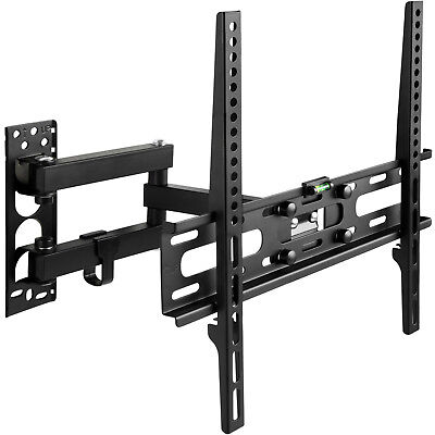 Bras 180 support mural tv ecran plat fixation plasma lcd - Support tv mural orientable et inclinable ...
