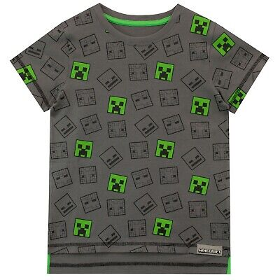 Boys Minecraft T-shirt | Minecraft Tee | Kids Minecraft Top | Minecraft Shirt