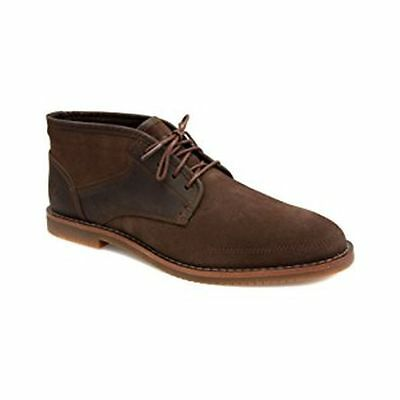 Timberland CA1624 Men's Brooklyn Park Suede Chukka Boots, Brown, 9 W US