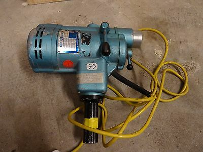 Dr Bender Heavy Duty Core Drill 230V 1250W 2 speed 160 and 380rpm Winch Tool