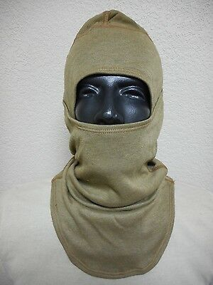 Elite Issue Fire Resistant Lightweight Performance Hood, Type 2 Tan, New In Bag