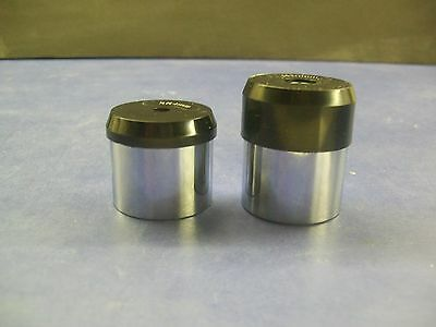 """1.25""""  Eyepiece Set for Bushnell Telescope,  4mm and 20mm -- Brand New, Deal!"""