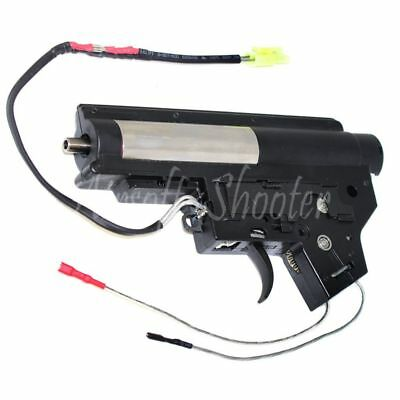 AirsoftShop Army Force 8mm Complete QD A/&K M-Series V2 Gearbox Rear Line