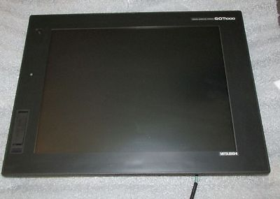 *EXCELLENT* Mitsubishi GOT1000 GT1695M-XTBA 15 Inch Color GUI OIT Touch Screen