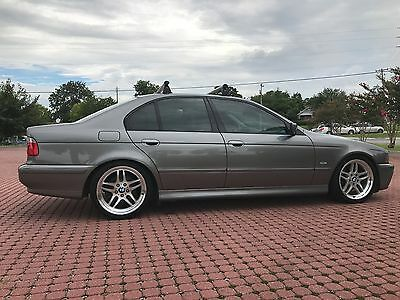 2002 BMW 5-Series  2002 BMW 540iA with sport package and premium DSP