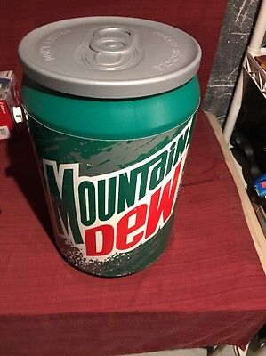 Mountain Dew Cooler 20X12 Clean Fast Shipping
