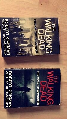 The Walking Dead Book 1 & 2