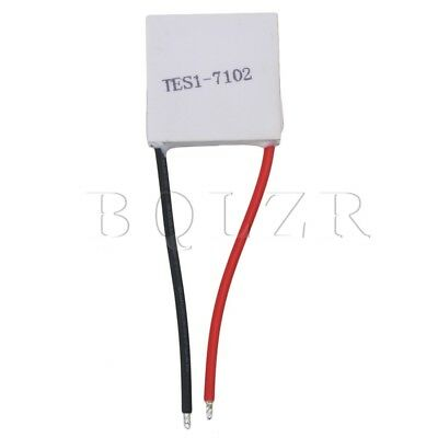BQLZR TES1-7102 Thermoelectric Peltier Cooler Refrigeration System Module CPU
