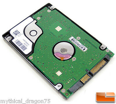"""750GB 2.5"""" SATA Hard Disk Drive - USED/TESTED WORKING 100% - Fit PS3/Mac/Laptop"""