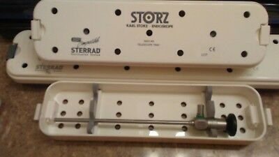 K Storz Scope Tray 39301As Sterrad Compatible Surgical Telescope Container