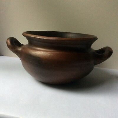 Chilean Clay Cooking Pot