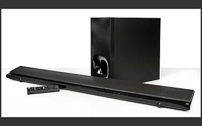 Sony HT-NT5 400w Bluetooth/NFC Sound. Wireless Subwoofer, High-Res & 4K