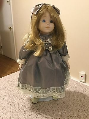 Haunted Doll Mrs.B paranormal object iten needs a new home