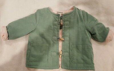 BNWOTs Country Road Size 0 Corduroy Baby Jacket / Winter Coat (6-12 months)