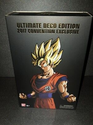 SDCC 2017 BANDAI Comic Con Dragon Ball Z Super Sayan Goku Stars Series
