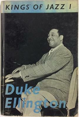 Kings of Jazz 1 DUKE ELLINGTON by G.E. Lambert ~ FIRST EDITION 1959 HC