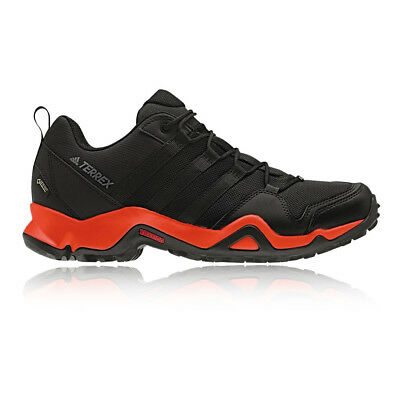 Adidas Terrex AX2R Mens Black Gore Tex Waterproof Walking Hiking Shoes