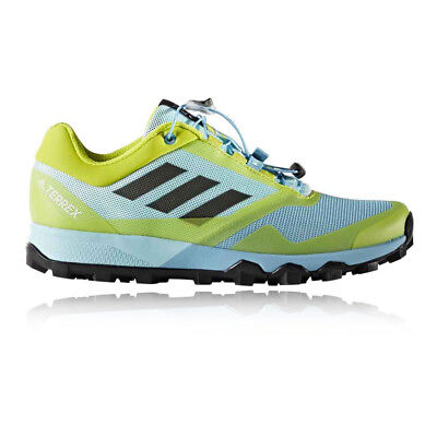 Adidas Terrex Trailmaker Womens Green Blue Trail Running Shoes Trainers