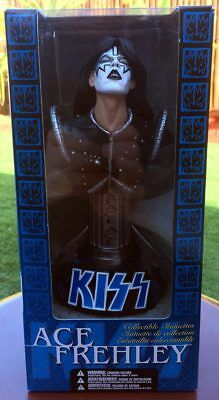 KISS Ace Frehley RARE Bust Collectible Statuette 2002 McFarlane Toys