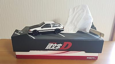 Banpresto Initial D Toyota AE86 Sprinter Trueno Project D Tissue Box Holder RARE