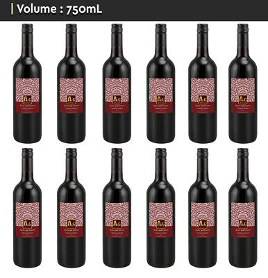 12 x Ayres and Graces Cabernet Merlot 2014 750ml Red Wine West Australian