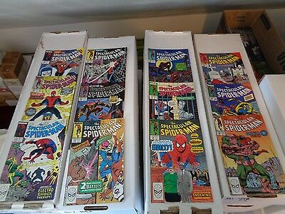 Spectacular Spider-Man #146 - 159 1989 Run / Lot NM/M Condition Marvel Comics
