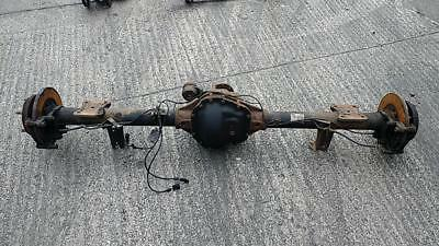 06-14 FORD TRANSIT 2 3 Petrol Rear Diff Differential + Axle Ratio 5 11 639