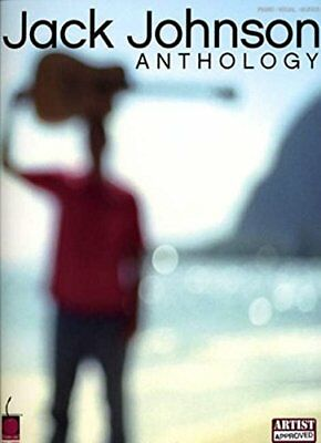 ANTHOLOGY PVG JACK JOHNSON (Piano/Vocal/Guitar Artist Songbook)