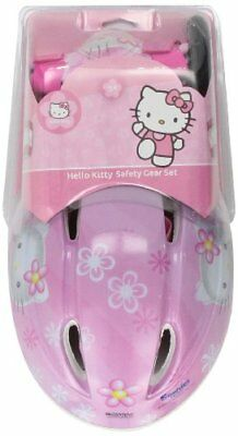Mondo Spa 18873 Hello Kitty - Set de protecciones para bicicleta (talla M, incl
