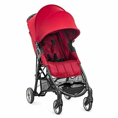 Baby Jogger City Mini Zip - Silla de paseo, color rojo