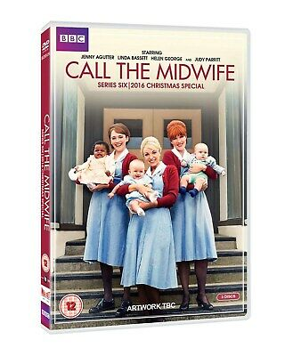 Call the Midwife: Series 6 [DVD]