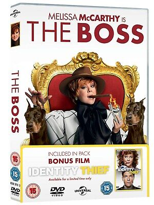 The Boss/Identity Thief [DVD]