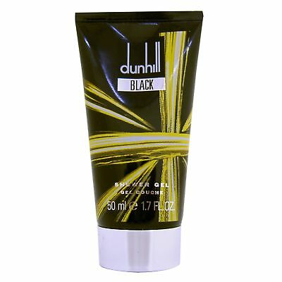Alfred Dunhill Black Shower Gel Men Shower Gel 50ml