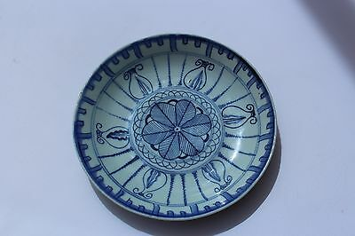 Chinese antique porcelain plate Quing dynasty +/-1850