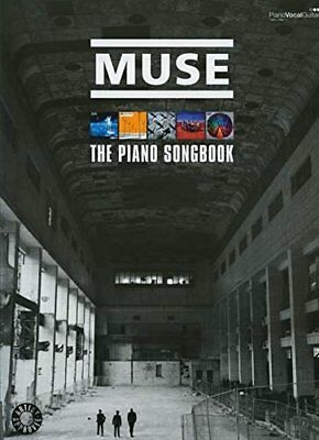 Muse Piano Songbook: Piano/Voice/Guitar (Pvg)