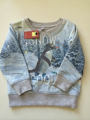 *Baby Clothes/ Boys Marks & Spencer Jumper 12/18 Months* Save & Combine Postage*