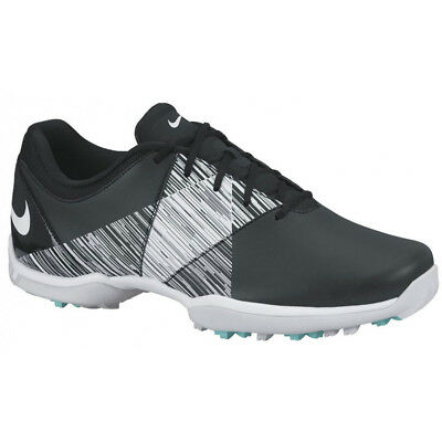 NEW Womens Nike Delight V Golf Shoes 651997-001 Black / White - Choose Size