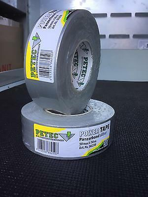 Petec Armoured Tape- 50m Roll