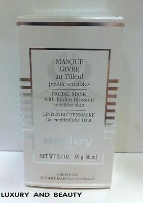 Sisley  Facial Mask With Linden Blossom For Sensitive Skin 60 Ml