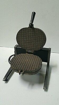 OLD WORLD CONE Waffle Cone Maker Baker Machine Ice cream Cone Maker