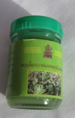 Tiger Balm - Thai Massage Balm - Green Herbal 50g XL Jar **All Natural Product**