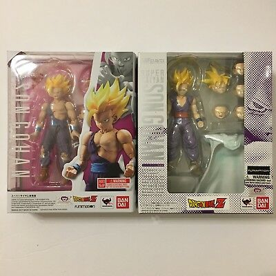 S.H. Figuarts Scouter Vegeta NEW On Hand Free Ship Dragon Ball Z SDCC US Seller