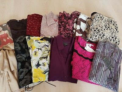 Job lot New 13x of ladies mixed clothes size 8/s