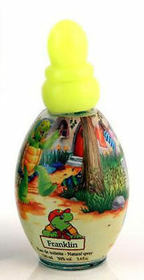 Franklin By Nelvana for Children EDT Spray 3.4 fl.oz/100ml New Unboxed with Cap