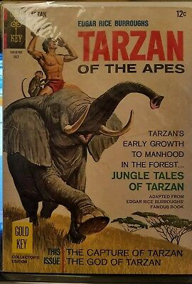 Tarzan of the apes comic # 169